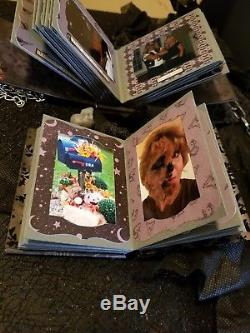 Hocus pocus spell book. Handmade full of Potions, 2 photo minialbums and much