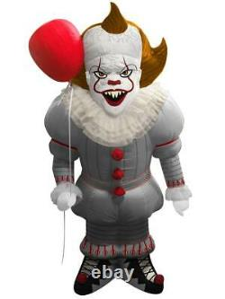IT Clown Pennywise Lawn Inflatable Decoration