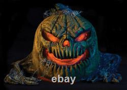 Jack Attack Animatronic MOVING PUMPKIN Halloween Prop DISTORTIONS UNLIMITED