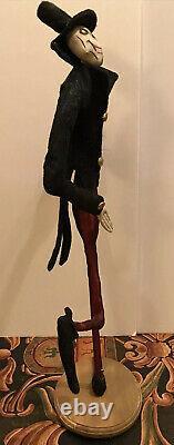 Joe Spencers Gathered Traditions Galleries II Mr. Bones 29 H RETIRED & RARE