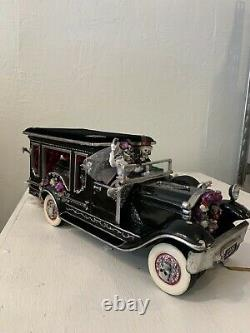 Katherine's Collection 24.5 Till Death Do Us Part Hearse