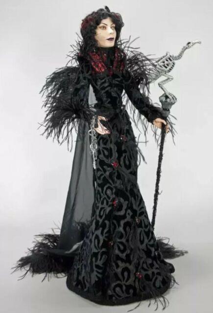 Katherine's Collection Countess Doll 32 28-828193 Halloween