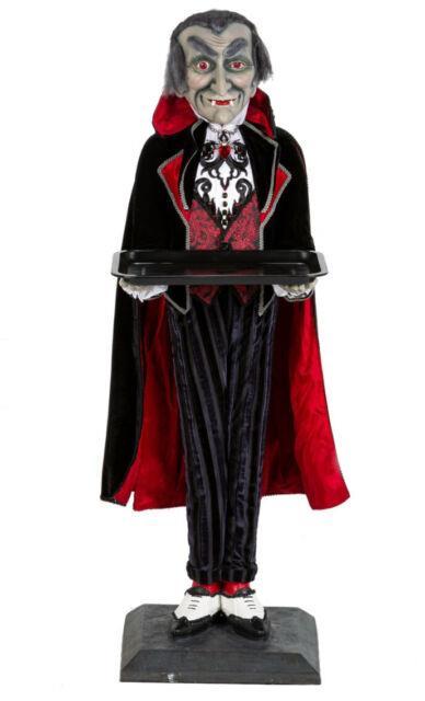 Katherine's Collection Dracula Butler 28-028629 New Halloween 2020