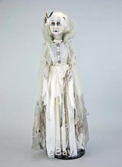 Katherine's Collection Floating Lady In Mourning Doll 34 28-728452