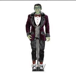 Katherine's Collection Frankenstein Lifesize Doll 28-028740 NEW HALLOWEEN 2020