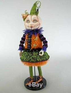 Katherine's Collection Girl Pumpkin Doll 24 28-828241
