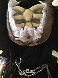 Katherine's Collection Halloween Butler Skeleton Life Size 63 Display Doll