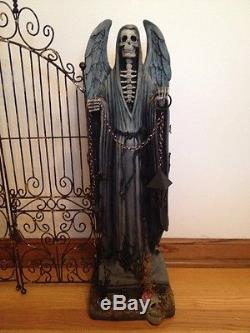 Katherine's Collection Halloween Table Top Cemetery Gate-New