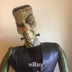 Katherine's Collection Kleski Retired Rare Lifesize Frankenstein Halloween Doll