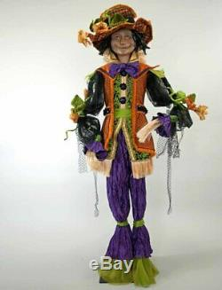 Katherine's Collection Life Size Scarecrow Doll