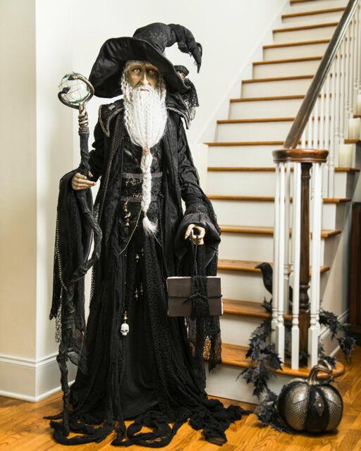 Katherine's Collection Life Size Wizard