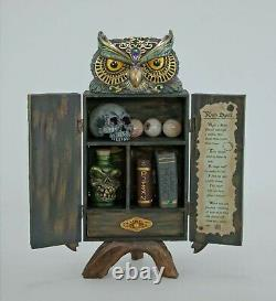 Katherine's Collection Potion Cabinet 18 x 8 28-728673