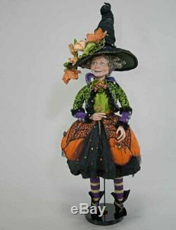 Katherine's Collection Pumpkin Patch Doll 32 28-828242