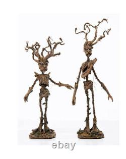 Katherine's Collection Tree Monsters 2 Set 28-028660 NEW HALLOWEEN