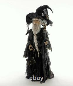 Katherine's Collection Wizard Doll 36 28-928450