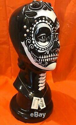 Katherines Collection Halloween Skull Mannequin BustRareRetired