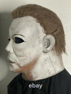 LATEX MICHAEL MYERS 13 MASK Halloween 78 horror not rehaul NEW