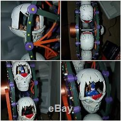 Lemax Signature Collection Spooky Town THE WHEEL OF HORROR Ferris Wheel with Box
