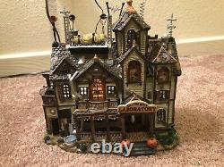 Lemax Spooky Town 2002 Porcelain House Lot