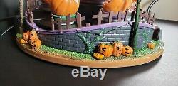 Lemax Spooky Town Carnival Pumpkin Tilt-N-Hurl Halloween Village Decoration 2019
