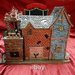 Lemax Spooky Town Chuckle's Fun House