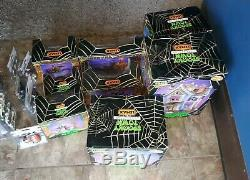 Lemax Spooky Town Collections Lot RARE Retired