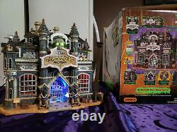 Lemax Spooky Town Dr Stretchn Pull's Torture Factory