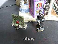 Lemax Spooky Town FUNHOUSE 65344 Halloween Village Frankenstein 2013 READ