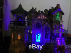 Lemax Spooky Town Forsaken Souls Prision #75497 Retired Limited Edition