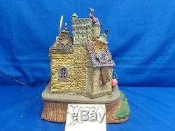 Lemax Spooky Town Lil Witches & Warlocks Nightcare #45670 As-Is SS0230