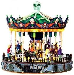 Lemax Spooky Town Scary-Go-Round NEW