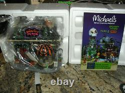 Lemax Spooky Town Spooky Pets Boo-tique NIB RETIRED ITEM NEW NEVER DISPLA