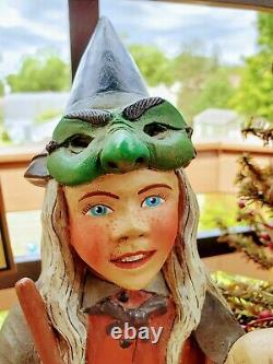 Leo Smithhalloween Childrenbethany Lowe Stylecollectabledept 56 Figurines
