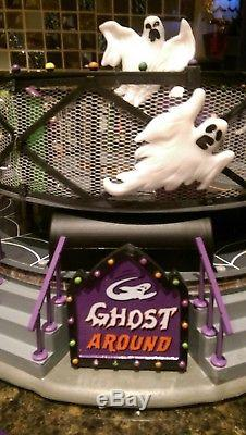 LooK! LEMAX 2017 SPooKY ToWN GHoST ARoUND Ride NEW IN BOX LooK