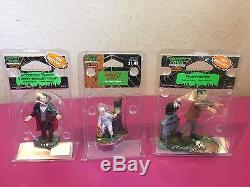 Lot of 29 RARE Spooky Lemax Spooky Town Halloween Village Decor Figurines