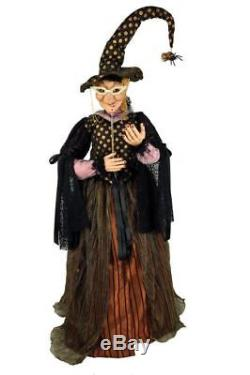 Mark Roberts Halloween Magic Spell Witch 54 Large 51-52814
