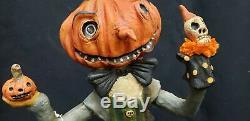 Morgue Sale Bethany Lowe Dapper Jack withskelly Puppet Retired 2016 Debra Schoch