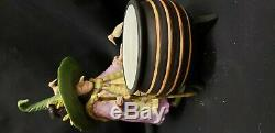 Morgue Sale Department 56 Krinkles Porcelain Forest Witch Retired 2005 Mint