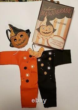 Morgue Sale Halloween Scott Smith Rucus Studio Rare Costume Ornament Set of 5