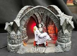 Morgue Sale Halloween Universal's Dracula's Domain Lit Scene Department 56 2007