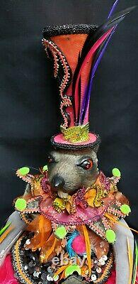 Morgue Sale Katherine's Collection Rare 18 Circus Barrett Rat Retired 2012