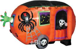Morris Costumes Airblown Halloween Inflatables Camper Decorations & Props