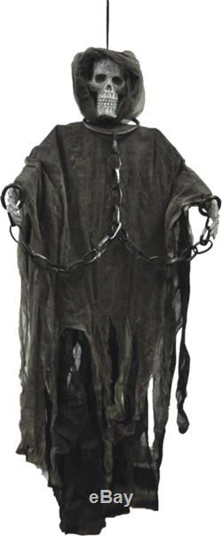 Morris Costumes Hanging Decorations & Props Gray Ghosts & Reapers. FW91015G