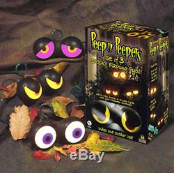 Morris Costumes Peepers Halloween Lights Decorations & Props 24 Pack 1=1. MA99