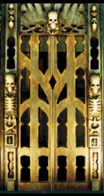 Morris House Of Dead Gate Panel