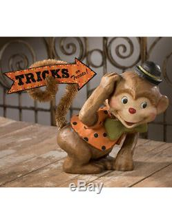 NEW 2019 Bethany Lowe Designs Halloween Monkey Boo TD8520