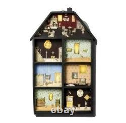 NEW Haunted House Light Up Halloween Countdown Calendar John Derian Threshold