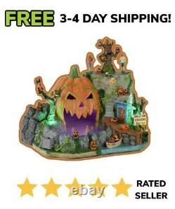 NEW Lemax Spooky Town Isle Of Creepy Jacks Halloween Village 2021