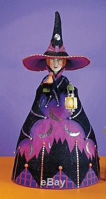 Patience Brewster Halloween Bat Witch 08-30906
