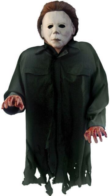 Pre-order Halloween Ii Hanging Michael Myers Posable Prop Decoration